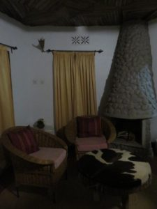 Bougainvillea Safari Lodge, Karatu - meine Unterkunft