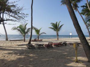 Badeurlaub im Tiwi Beach Resort - der Strand