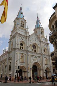 Cuenca - Kirche / Iglesia de San Alfonso