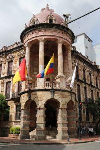 Cuenca - Galerie / Galeria de la Alcaldia