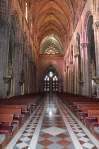 Quito - Basílica del Voto Nacional