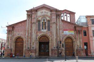 Cuenca - Kirche / Iglesia San Blas