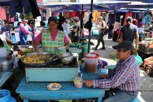 Otavalo - Markt