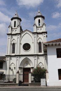 Cuenca - Kirche / Iglesia El Buen Pastor San Blas