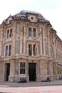 Cuenca - Justizpalast / Corte Provincial de Justicia