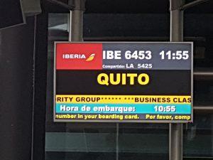 Madrid - Flughafen