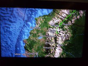 Quito - Ankunft