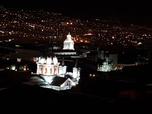 Quito - Quito by night