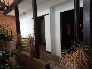 Quito - Meine Unterkunft Casa Gardenia