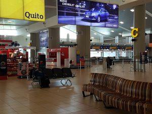 Quito - Flughafen