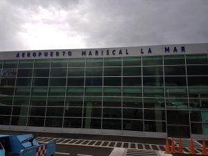 Cuenca - Flughafen