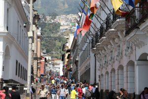 Quito - Die Altstadt