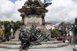 Quito - Independence Square
