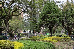 Cuenca - Calderón Park