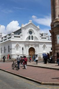 Cuenca - Alte Kathedrale
