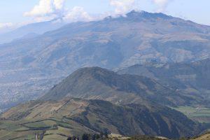 Quito - Cruz Loma