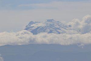 Quito - Cruz Loma, der Antisana