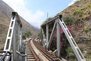 Fahrt mit dem Devil's Nose Train (Teufelsnasen Zug) - Pause in Sibambe