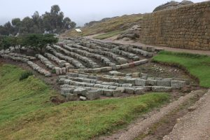 Ingapirca - Ingapirca Ruinen