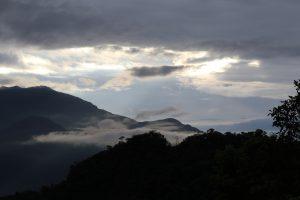 Rückfahrt von Cuenca nach Macas - Sangay Nationalpark
