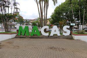 Macas - Innenstadt
