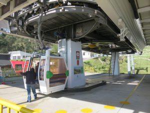 Teleferico Quito / Cable Car