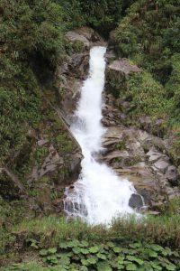Rückfahrt von Macas nach Cuenca - Sangay Nationalpark