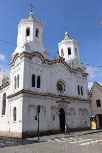 Cuenca – Kirche / Iglesia Santo Cenaculo