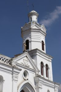 Cuenca – Kirche / Iglesia de San Sebastián