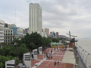 Guayaquil - Promenade