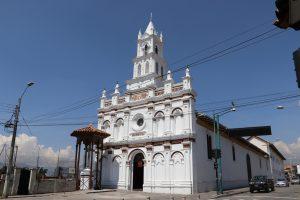 Cuenca – Kirche / Iglesia Todos los Santos