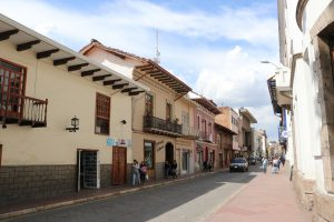 Cuenca – Altstadt