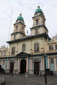 Guayaquil - Plaza Rocafuerte