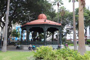 Guayaquil - Parque Bolívar / Parque Seminario