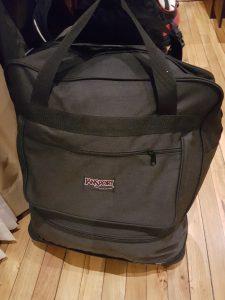 Guayaquil - Die Taschen für die Abreise sind gepackt
