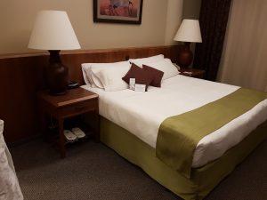 Guayaquil - Mein Hotelzimmer