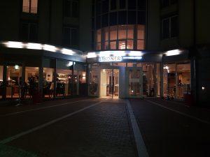 Düsseldorf - Übernachtung vor der Abreise