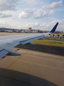 Flug von Atlanta nach San Jose / Costa Rica – Der Start