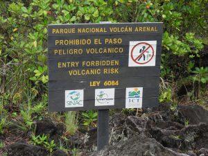 Nationalpark Vulkan Arenal