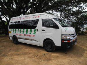 Fahrt von La Fortuna nach Tamarindo