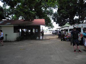 Fahrt von La Fortuna nach Tamarindo - Zweite Pause