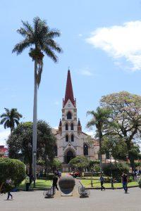 San Jose - Parque de La Merced (Braulio Carrillo)