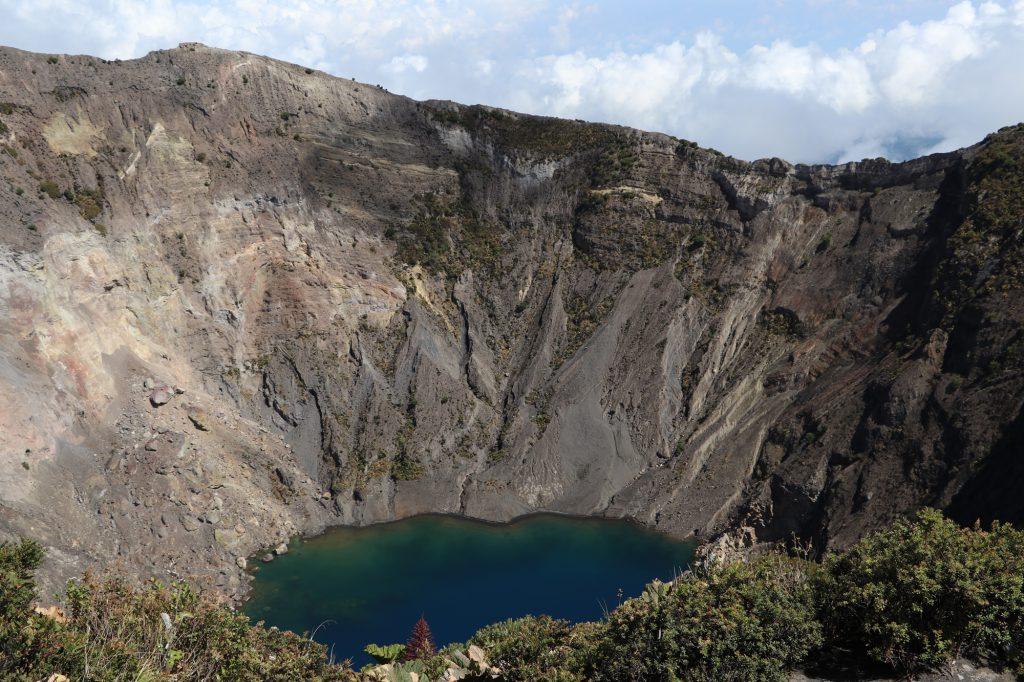 Costa Rica - Irazu Vulkan Park, 10.04.2019