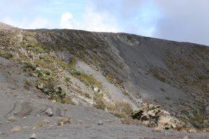 Irazu Vulkan - Der Vulkan Park