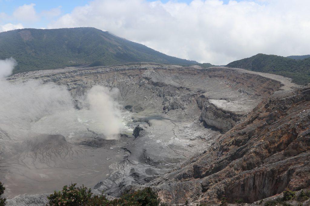 Costa Rica - Volcán Poás-Nationalpark, 12.04.2019