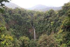 Der La Fortuna Wasserfall Park