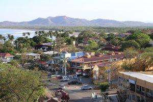 Tamarindo - Ausblick vom Balkon