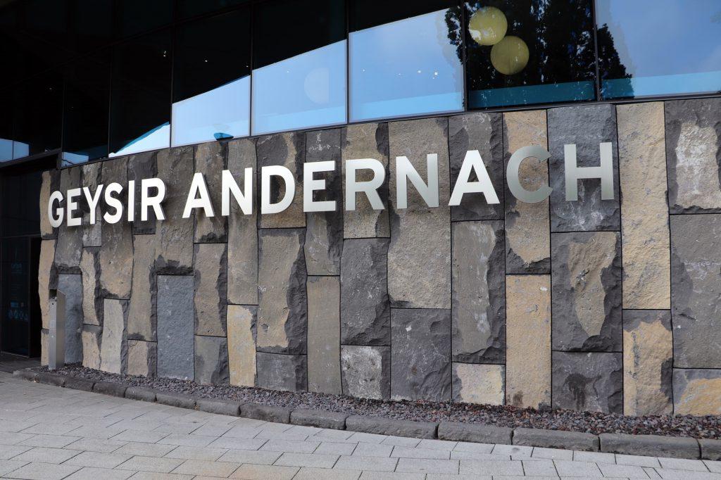 Geysir Andernach Besucherzentrum