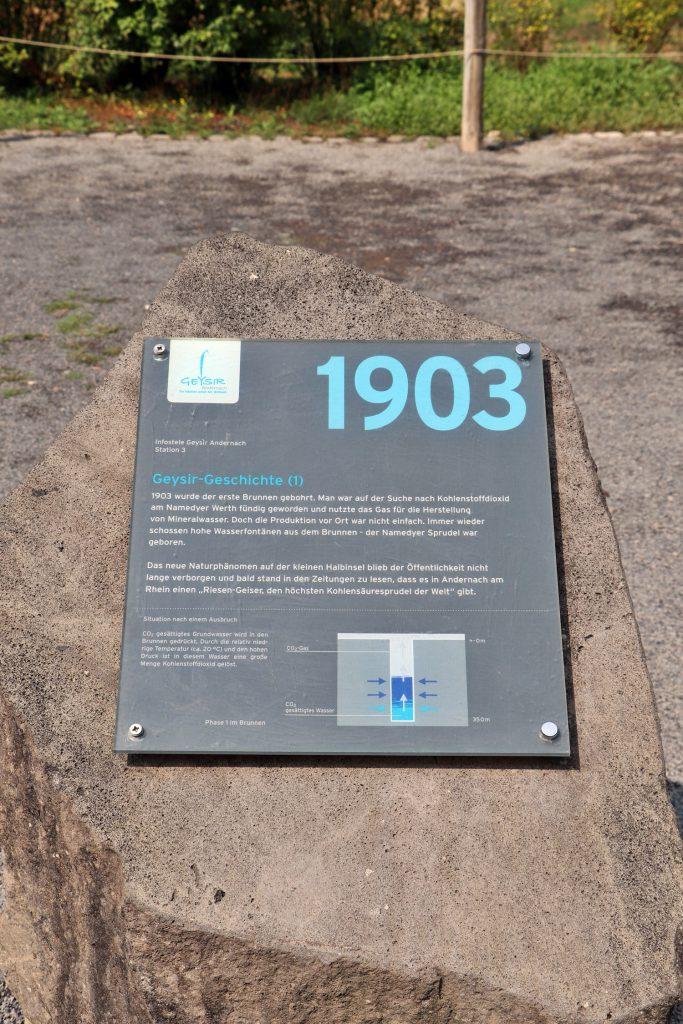 Namedyer Werth - Geysir Andernach