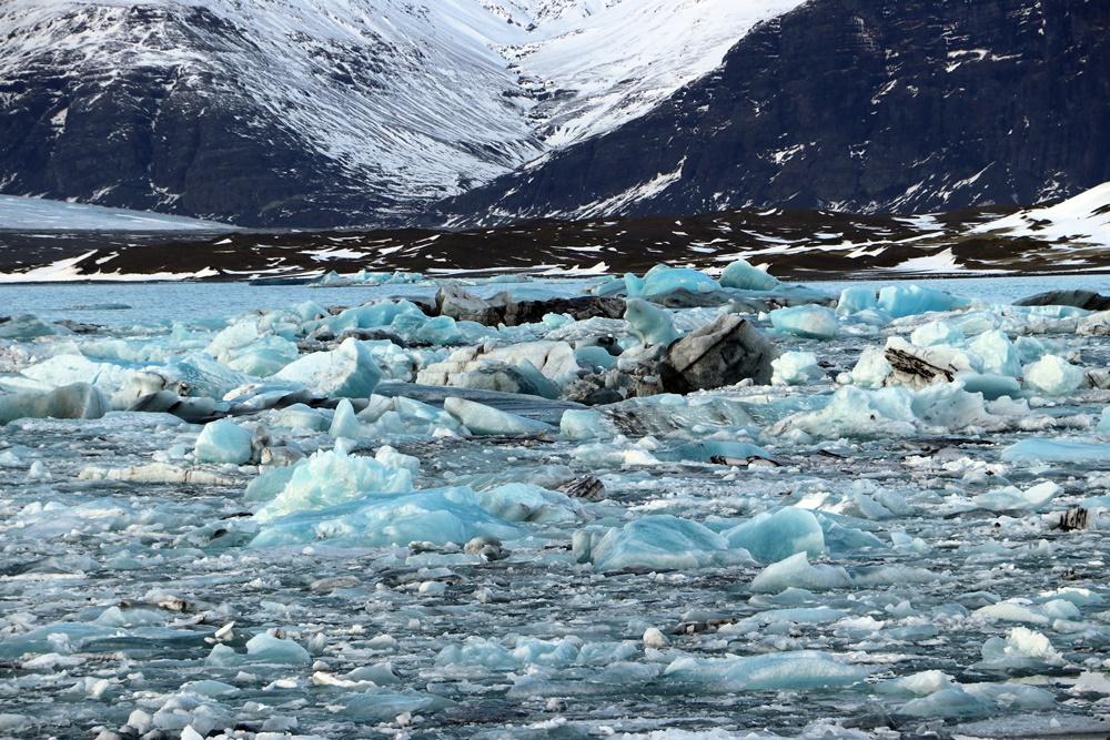 Island - Jokulsarlon Lagune, 18..02.2020